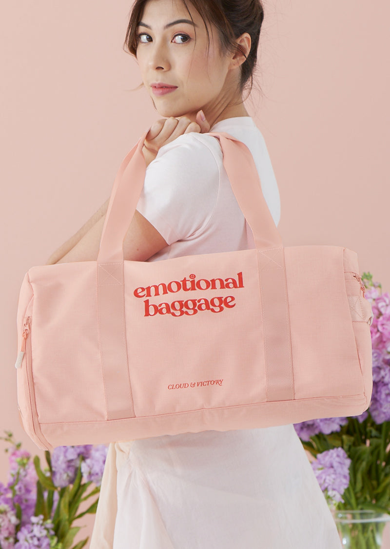 The Emotional Baggage Dance Bag - Cloud & Victory