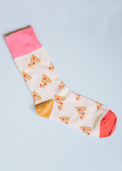 Pizza Socks - Cloud & Victory Ethical Ballet Clothing and Dancewear