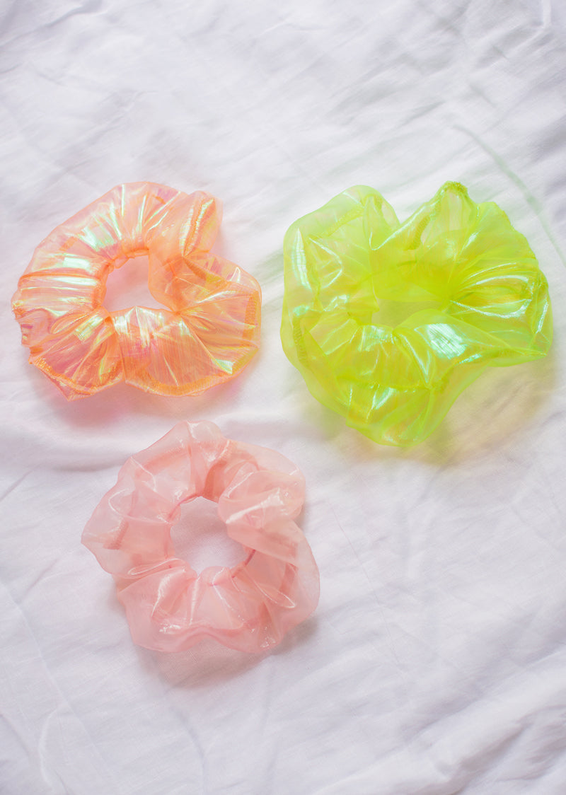 Cloud Scrunchies - Ethical dancewear and ballet clothing by Cloud and Victory