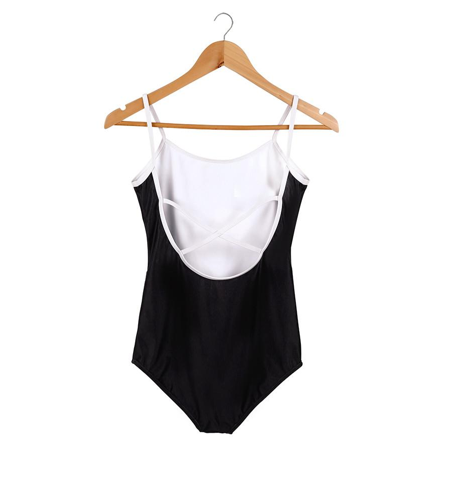 The Black Rose Leotard - Cloud & Victory Online Ballet Clothing and Dancewear