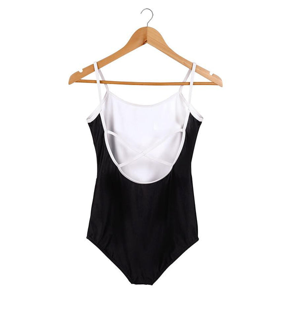 The Black Rose Leotard - Ethical dancewear and ballet clothing by Cloud and Victory