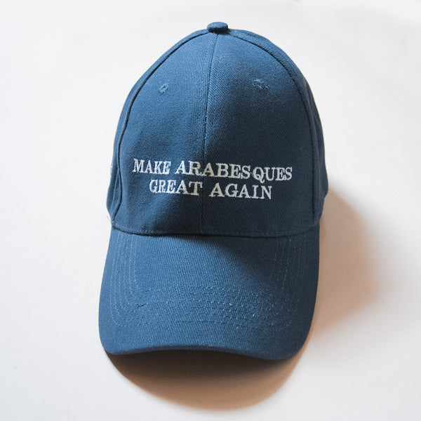 Make Arabesques Great Again Hat - Cloud & Victory Online Ballet Clothing and Dancewear