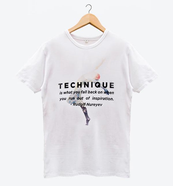 The Technique Manshirt