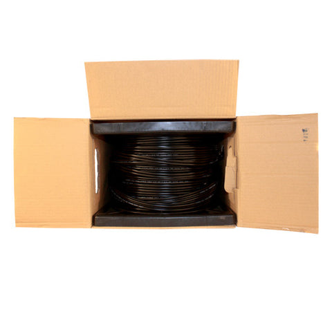 500 OR 1000 FOOT SIAMESE RG59 CABLE WHITE | Camera & Surveillance Accessories | 210.00 | Safety Gizmo