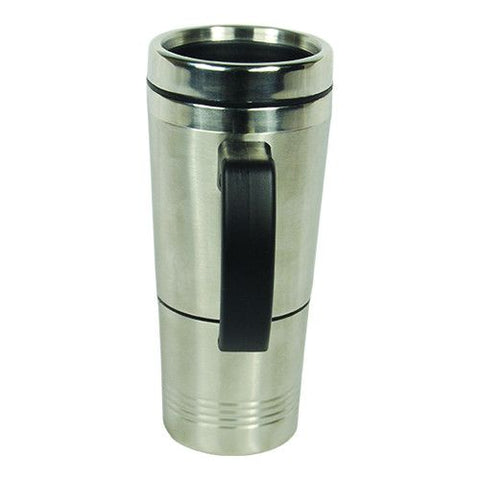 Stainless Steel Coffee Mug Diversion Safe - Safety Gizmo