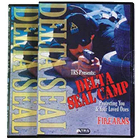 Delta Seal - Combat DVD - Safety Gizmo