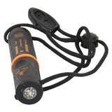 Fire Starter With Compass - Safety Gizmo