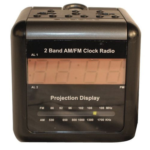 Clock Radio with Hidden Camera - Safety Gizmo