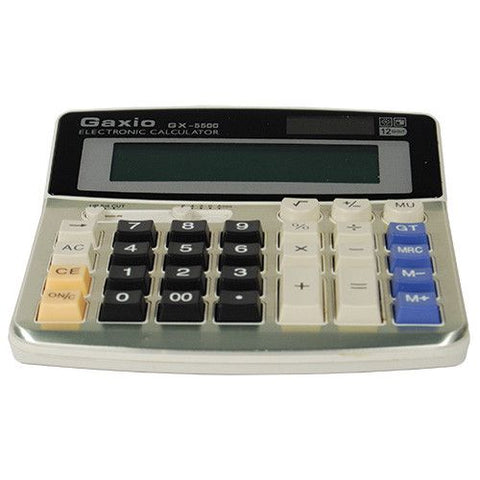 Calculator with Hidden Spy Camera - Safety Gizmo