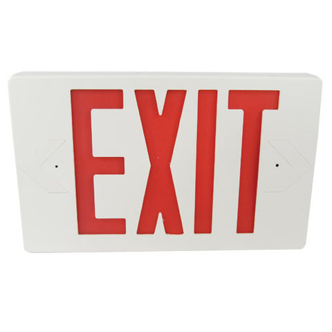 Exit Sign Hidden HD Camera