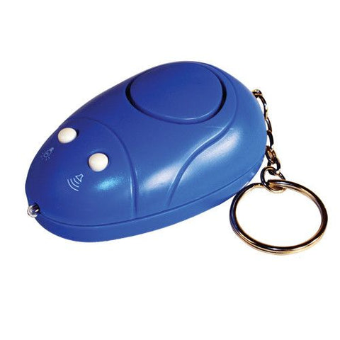 Keychain Alarm With Light - Safety Gizmo