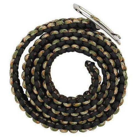 Paracord Camo Belt - Safety Gizmo