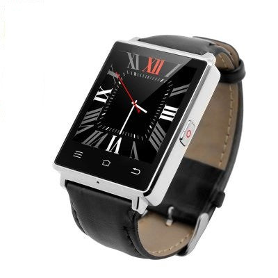 Smart Watch NO.1 D6 3G  Black or Silver