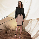 Lady D Pencil Skirt