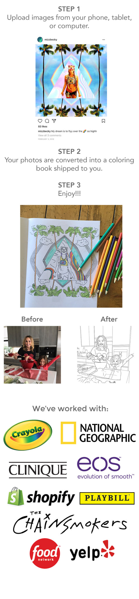 custom coloring books color me book
