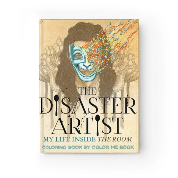 Color Me Book X The Disaster Artist - curated by Greg Sestero