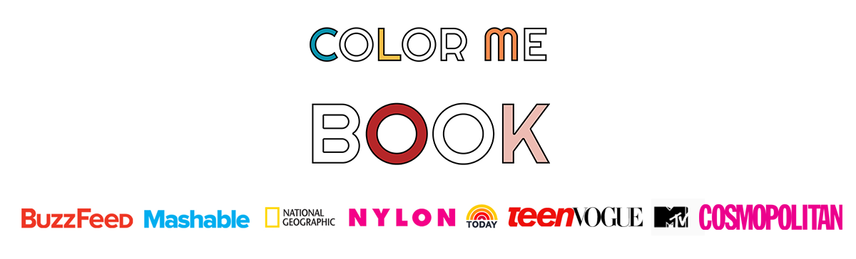 Custom Coloring Books | Color Me Book