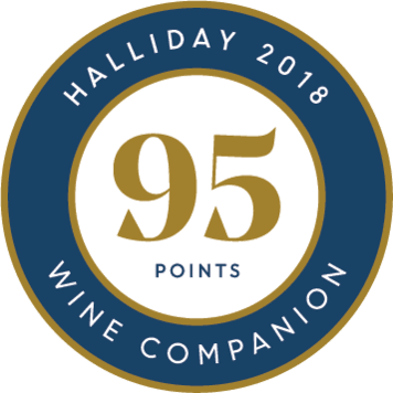 James Halliday 2018 – 95 Points Award