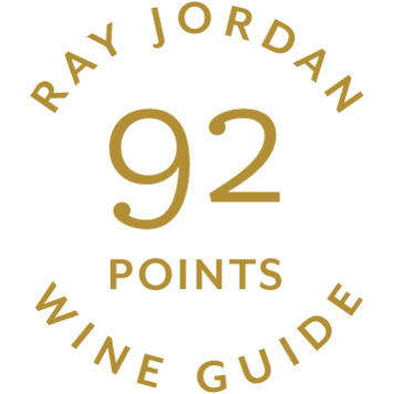Ray Jordan Wine Guide – 92pts