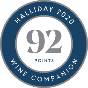 James Halliday 2020 – 92 Points Award