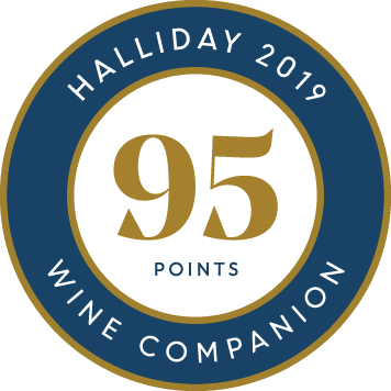 James Halliday 2019 – 95 Points Award