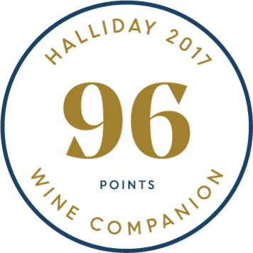 James Halliday 2017 – 96 Points Award