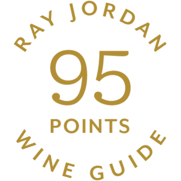 Ray Jordan Wine Guide – 95pts