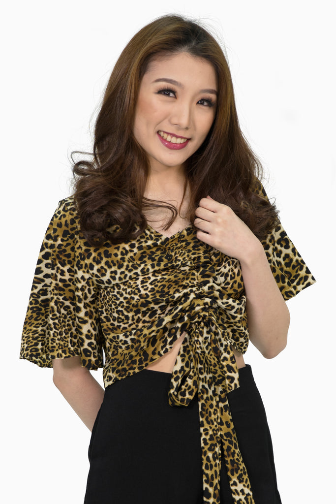 Cheetah pull top