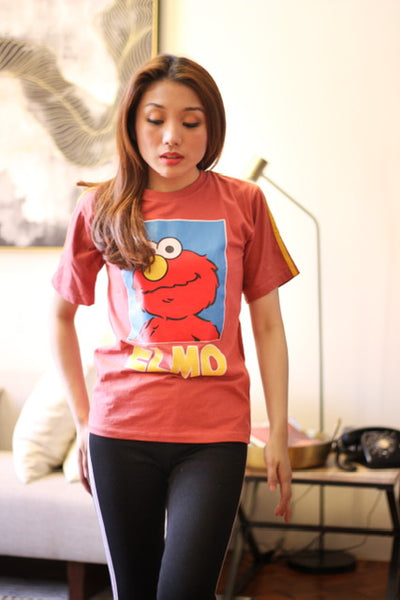 Red Elmo shirt