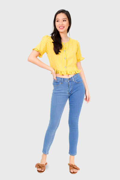 Skinny jeans- large