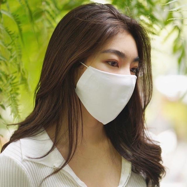 Thin and Ultra Breathable 3 PLY MASK WITH Pocket Filter