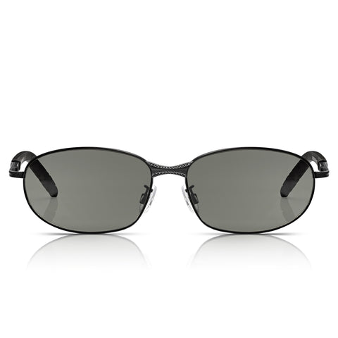 Sunglassjunkie Black Performance Sport Sunglasses