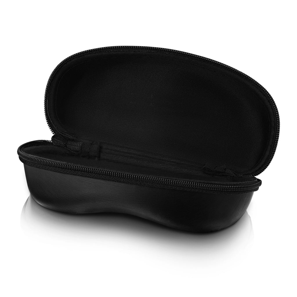 Sunglassjunkie Black Sports Moulded Sunglass Case