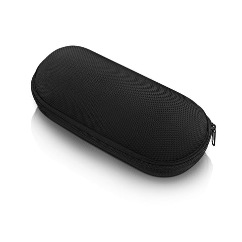 Sunglassjunkie Black Sports Mesh Pod Sunglass Case