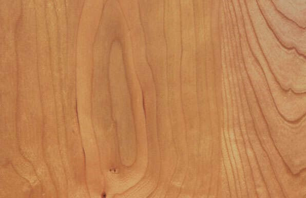natural cherry wood grain and texture