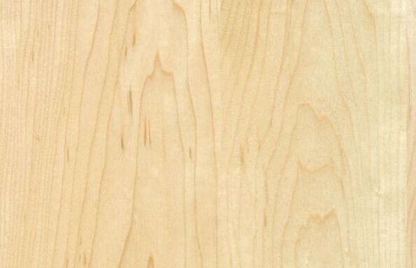 natural maple wood grain and texture