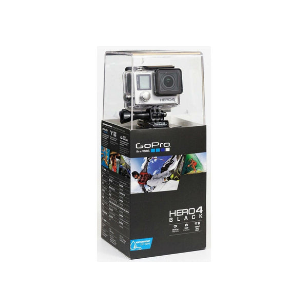 GoPro Hero 4 Schwarz Edition Digital Action Kamera