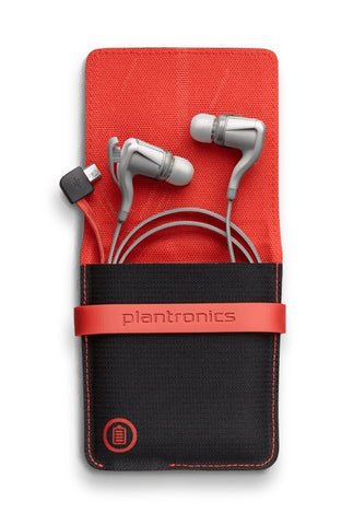 Plantronics BackBeat Go 2 kabelloses Headset Limited Edition (Weiß)
