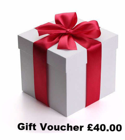 Gift Voucher £40.00 (that you can send by email)