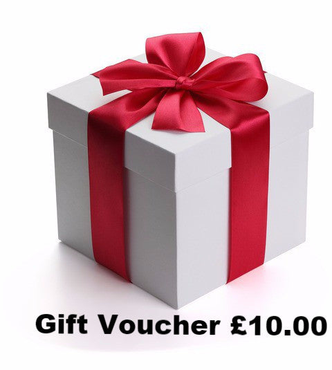 Gift Voucher £10.00 (that you can send by email)