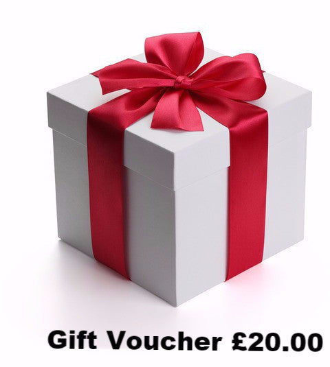 Gift Voucher £20.00 (that you can send by email)