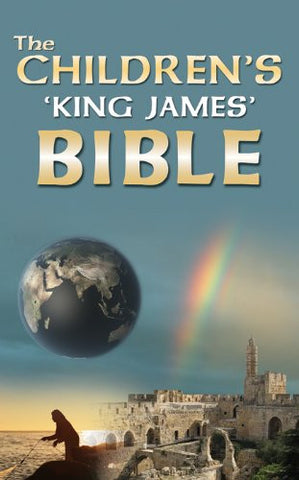 Children's 'King James' Bible