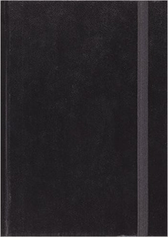 ESV Single Column Journaling Bible: English Standard Version, Black, Journaling Bible HB