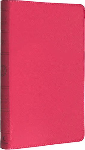 Holy Bible:  English Standard Version (ESV) Anglicised Pink Thinline Edition