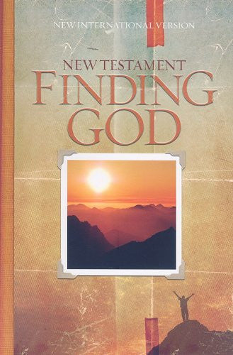 Finding God: New Testament, New International Version