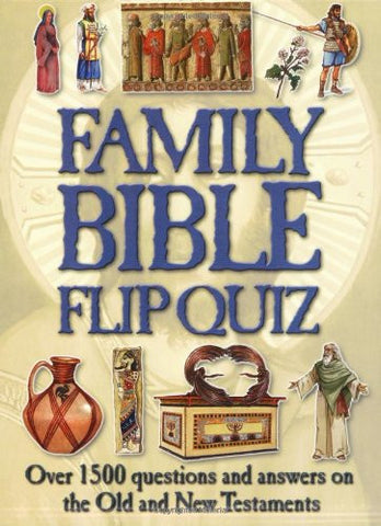 Family Bible Flip Quiz