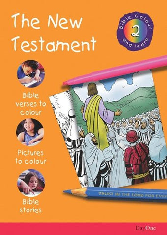 New Testament (Bible Colour and Learn 2)