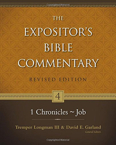 1 Chronicles - Job: 1 Chronicles-job