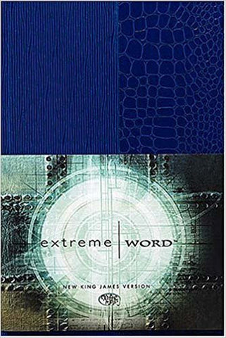 Extreme Word NKJV Bible Hardcover
