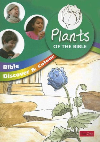 Bible Discover and Colour: Plants of the Bible:  v. 4